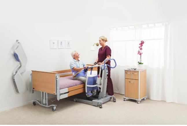 Planification des établissements de soins de santé pour les soignants