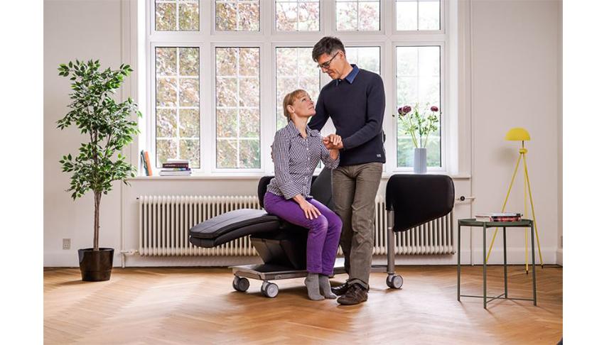 Fauteuil de relaxation Wellness Chair – Une approche non pharmacologique du confort et du bien-être