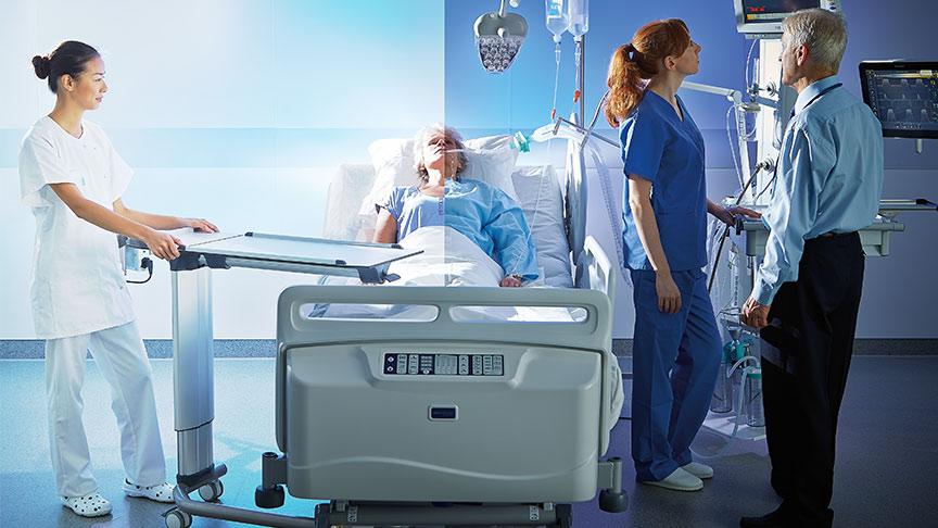 5 points clés à prendre en compte pour choisir son lit médicalisé