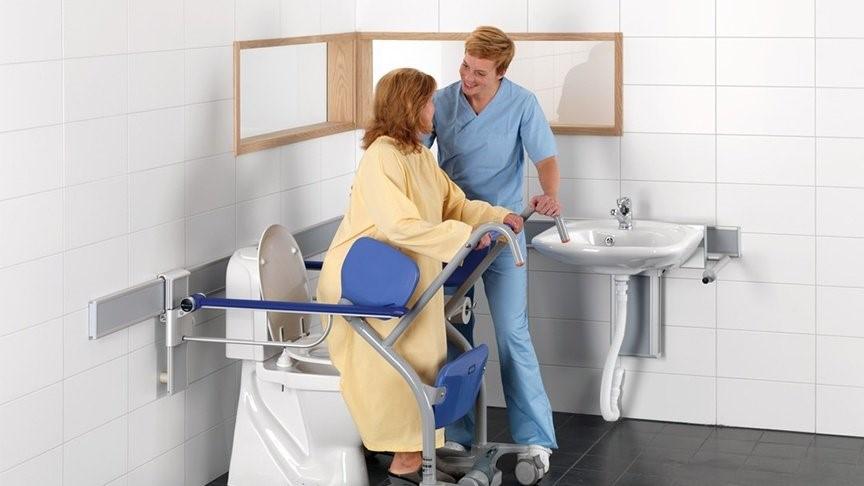 4 éléments essentiels pour l'aménagement des toilettes pour les patients